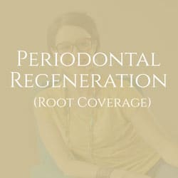 Periodontal Regeneration gallery brown